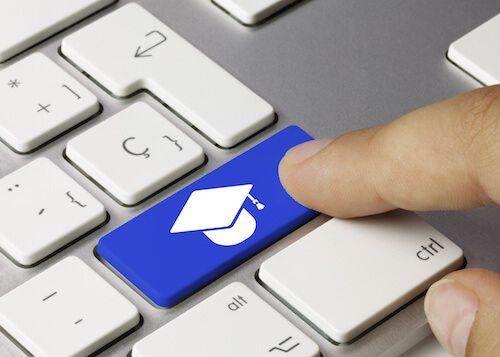 Graduate degree online
