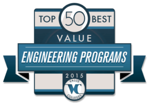 Top 50 Best Value Engineering Programs of 2015