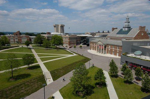 general campus shots