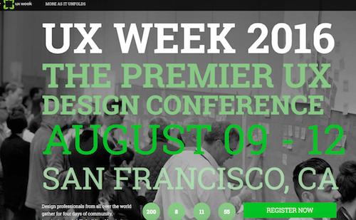 UX_WEEK