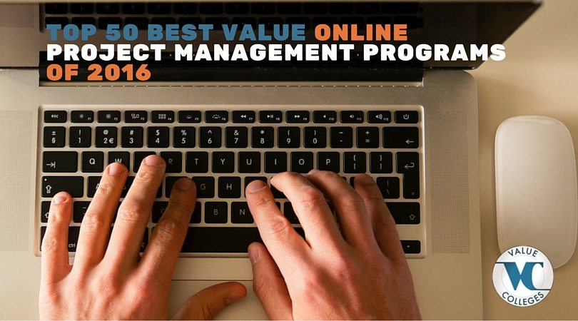 Best Value Online Masters In Project Management Degree Programs