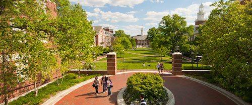 How Selective is Johns Hopkins Business School (Carey School of Business) for Graduate Studies?
