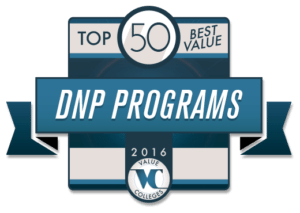 Top 50 Best Value DNP Programs of 2016