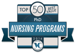 Phd nursing education online