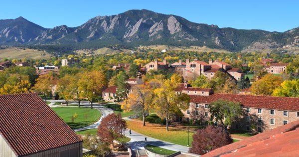 Colorado University at Boulder