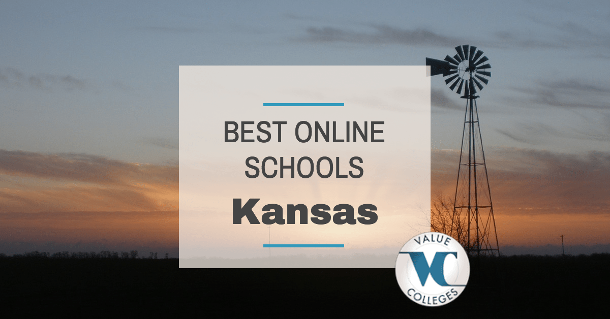 Best Nursing Schools In Texas >> Top 10 Best Online Colleges in Kansas | Value Colleges