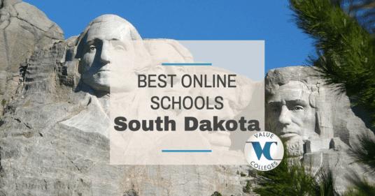 Top 10 Best Online Colleges in South Dakota