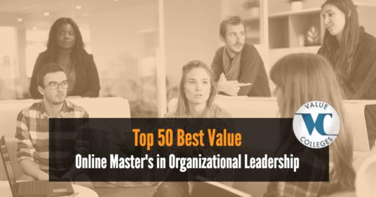Top 50 Best Value Online Master\'s of Organizational Leadership ...