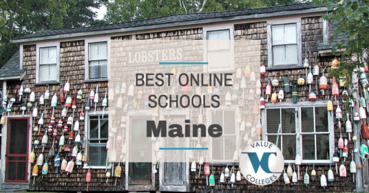 In This Value Colleges Top 10 List You Will Find The Best Of When It Comes To Online Learning State Maine