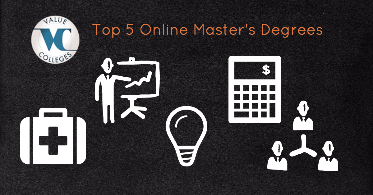 Top 5 Highest-Paying Jobs with an Online Master's Degree | Value Colleges
