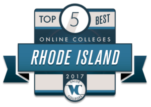 Top 10 Best Online Colleges 2017 - Rhode Island