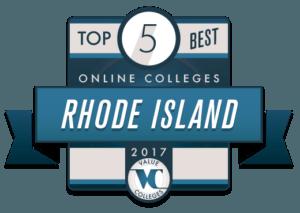 Top 10 Best Online Colleges 2017 - Rhode Island