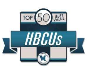 top 50 hbcus
