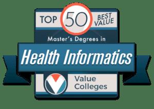 best health informatics masters programs