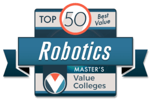 Top 50 Best Value Master\'s in Robotics Programs 2018 | Value Colleges