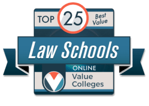 Top 25 Law Schools >> Top 25 Best Value Online Hybrid Law Degrees 2018