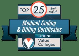Top 25 Best Value Online Medical Coding and Billing