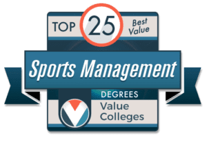 best sports management colleges 2016