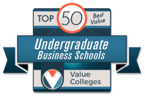 Top 50 Best Value Undergraduate Business Schools for 2019