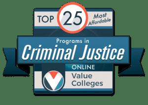 Criminal Justice Degree >> 25 Most Affordable Online Criminal Justice Degree Programs 2019