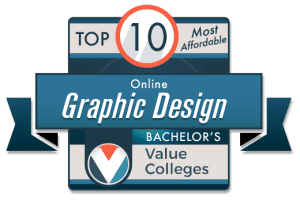 Top 10 Most Affordable Online Bachelor S Programs In Graphic Design 2020