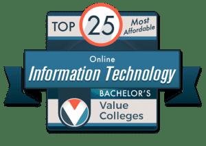 affordable online information technology degree
