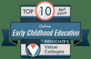 Best Associate Degrees 2020 Top 10 Best Online Associate's in Early Childhood Education