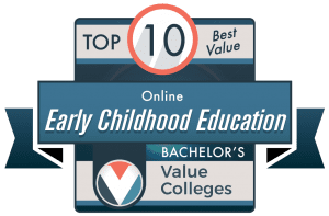 Best Value Colleges 2020 Top 10 Best Online Bachelor's in Early Childhood Education Degrees