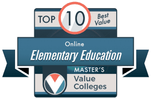 Best Masters Degree 2020 Top 10 Best Online Master's in Elementary Education Degrees for 2020