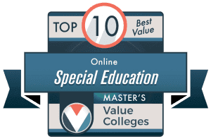 Best Master\'S Degrees 2020 Top 10 Best Online Master's in Special Education Degree Programs