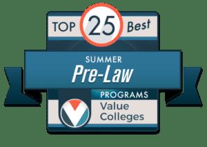 pre law summer programs