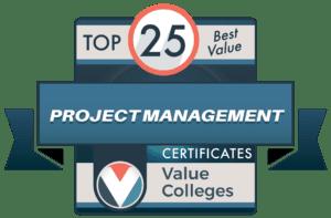 best online project management certificate programs